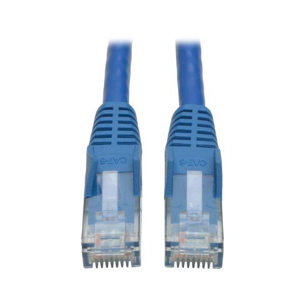 CABLE PATCH TRIPP LITE CAT6 UTP RJ45 M/M AZUL 6.10M N201-020-BL