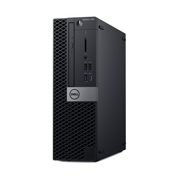 COMPUTADORA DELL OPTIPLEX 7060 SFF CORE I5 8500 8GB 1TB W10P K17FC