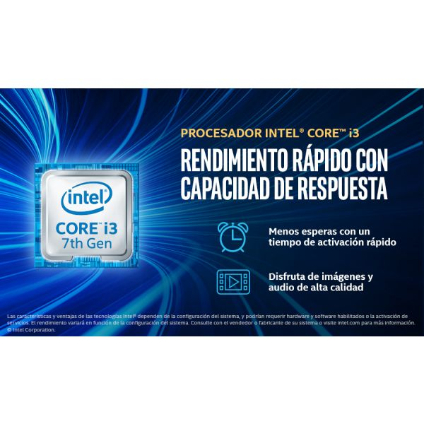 DESKTOP QIAN SLIM BAO Q3001 CORE I3-7100 3.90GHZ 4GB 1TB FREEDOS