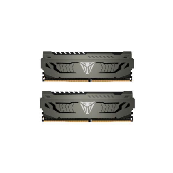 KIT MEMORIA RAM PATRIOT 32GB (2X16GB) VIPER STEEL DDR4 3200MHZ CL16