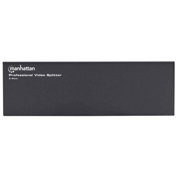 MANHATTAN VIDEO SPLITTER PROFESSIONAL 4 SALIDAS VGA 207348
