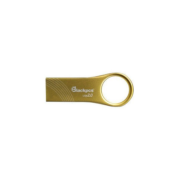 MEMORIA FLASH USB BLACKPCS 16GB ORO ALUMINIO (MU2102G-16)