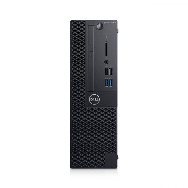 COMPUTADORA DELL OPTIPLEX 3060 SFF CORE I3 8100 4GB 1TB W10P 4591J