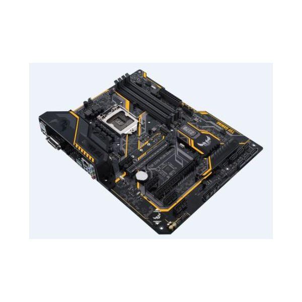 TARJETA MADRE ASUS TUF Z370-PLUS GAMING 4DDR4 HDMI/DVI 1151 CAJA