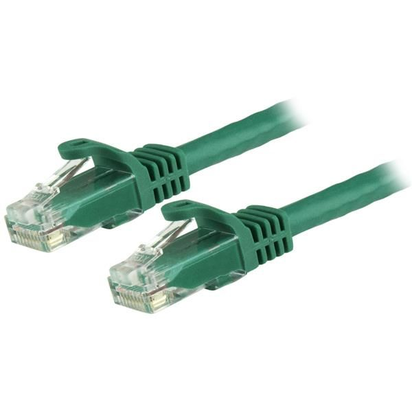 CABLE PATCH STARTECH 4.2M VERDE CAT6 ETHERNET N6PATCH14GN