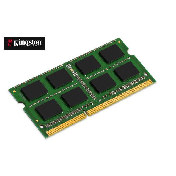 MEMORIA RAM PARA LAPTOP KINGSTON 4GB DDR3 1333MHz 204-pin SO-DIMM
