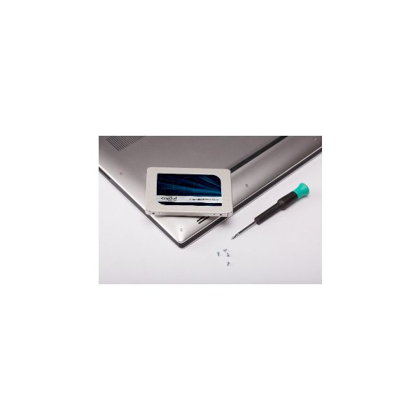 SSD CRUCIAL MX500 250GB SATA 560 MB/S 510 MB/S 6 GBIT/S CT250MX500SSD1