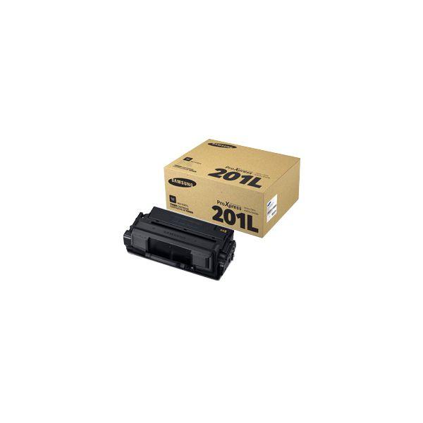 TONER SAMSUNG MLT-D201L NEGRO 20,000 PAG SU873A