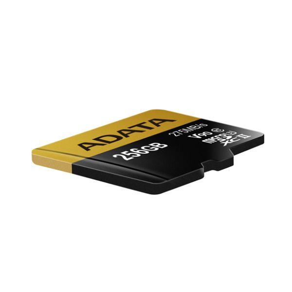 MEMORIA MICRO SD ADATA AUSDX256GUII3CL10-CA1 256 GB NEGRO AZUL