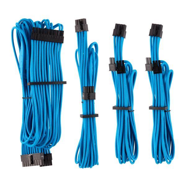 KIT DE CABLES BASICO CORSAIR PSU IND PREM AZUL CP-8920218