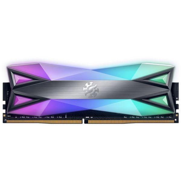 MEMORIA RAM XPG SPECTRIX D60G 8GB DDR4 3600MHZ AX4U36008G18A-ST60