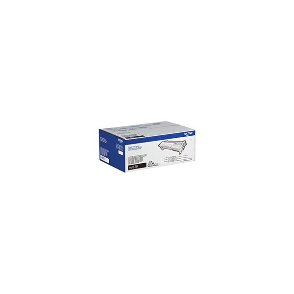 TONER BROTHER TN820 NEGRO 3,000 PAGS/ HLL5100DN, HLL6200DW