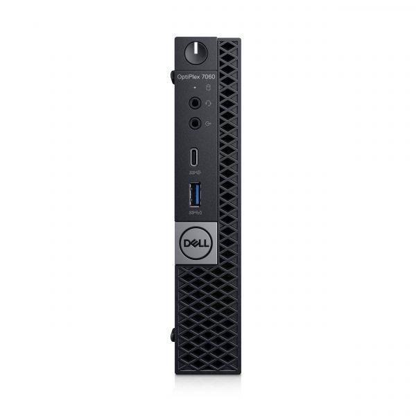 COMPUTADORA DELL OPTIPLEX 7060 MFF CORE I5 8500T 8GB 1TB W10P TF84X