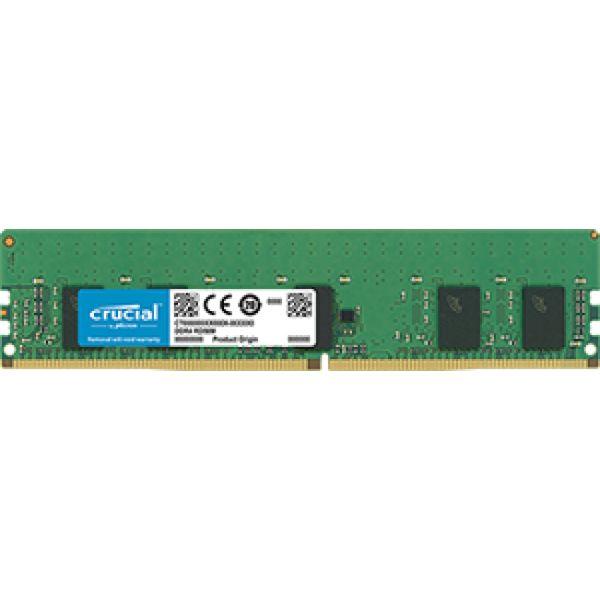 MEMORIA RAM CRUCIAL 8GB DDR4 2666 288-PIN DIMM CT8G4RFS8266