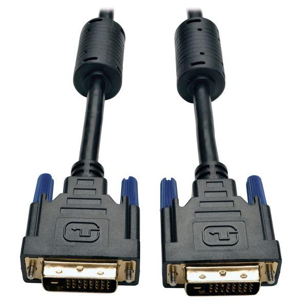 CABLE TMS DIGITAL TRIPP LITE DVI-D MACHO 4.57M NEGRO P560-015