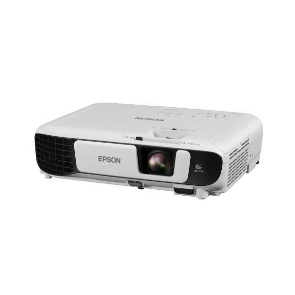 PROYECTOR EPSON POWERLITE W42+ WXGA 3600 LUM HDMI WIFI (V11H845021)