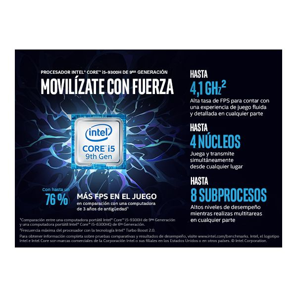LAPTOP GAMER DELL G7 GEFORCE RTX 2060 i5 8300 8GB 125GB+1TB 17.3
