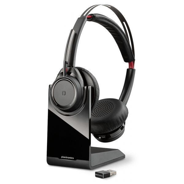 AUDIFONOS PLANTRONICS 202652-02 VOYAGER FOCUS UC B825-M BLUETOOTH USB