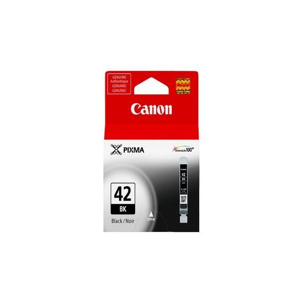 CARTUCHO CANON CLI-42 BK NEGRO 13ML P/PIXMA PRO-100 (6384B009AA)