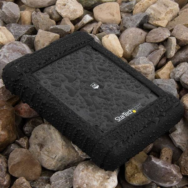 STARTECH GABINETE USB 3.0 ROBUSTO UASP HDD-SSD SATAIII 2.5