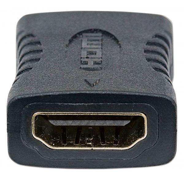COPLE HDMI MANHATTAN HDMI-HDMI HEMBRA/HEMBRA NEGRO 353465