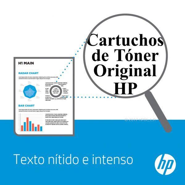 TONER HP 125A NEGRO PARA CP1215/CM1312 MFP/CP1515/CP1518 (CB540A)