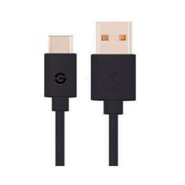 CABLE USB TIPO C GETTTECH 1.5M NEGRO (JL-3513)