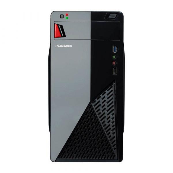 GABINETE TRUE BASIX LYNX ATX/MINI ATX 500W NEGRO TB-924870