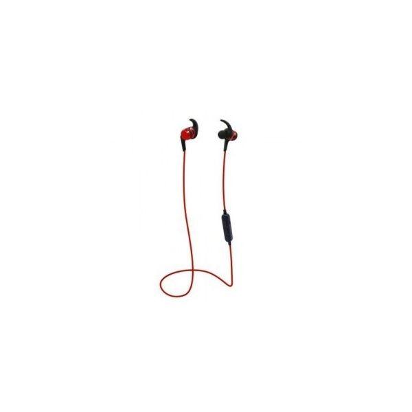 AUDIFONOS BLUETOOTH BROBOTIX IN-EAR SPORT TF2 ROJO 70 CM SPORT 497486