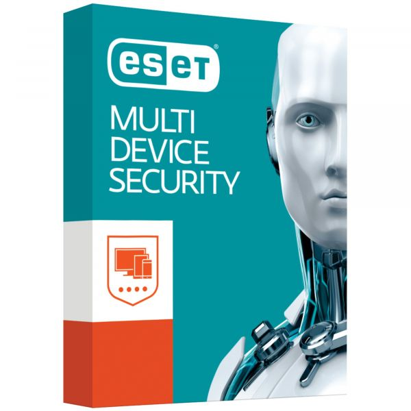 ANTIVIRUS ESET MULTIDEVICE SECURITY 5 LIC V2019 1YR (MUL519)