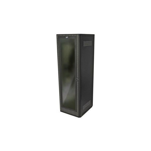 GABINETE DE PISO NORTH SYSTEM NEGRO 85 KG CM 200 KG 40U OPT004-BKT
