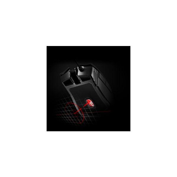 MOUSE GAMER + MOUSEPAD ADATA INFAREX M10 + R10 RGB / 3200DPI