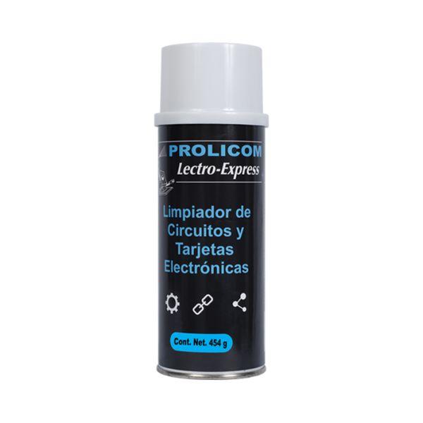 LIMPIADOR ANTIESTATICO PROLICOM NEGRO DE CIRCUITOS