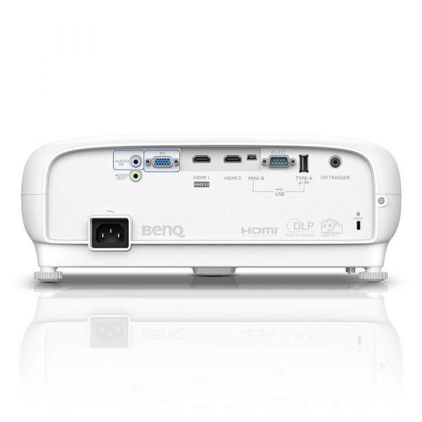 PROYECTOR BENQ TK800 DLP ANSI 3000 UHD 3840x2160 4K 10000:1 HDMIx2 HDC