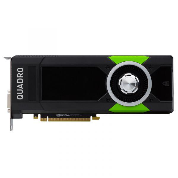 TARJETA DE VIDEO PNY VCQP5000-ESPPB QUADRO P5000 16GB GDDR5X 256BIT