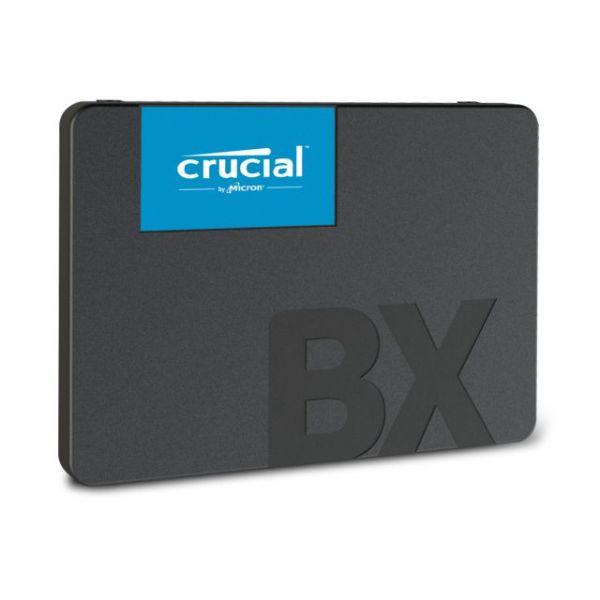 UNIDAD SSD CRUCIAL BX500 480GB SATA3 2.5