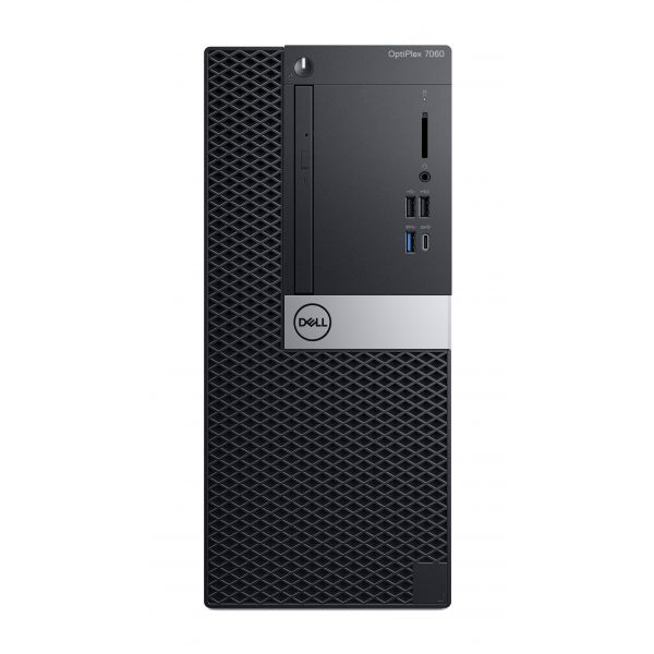 COMPUTADORA DELL OPTIPLEX 7060 CORE I7 8700 8GB 1TB GT730 W10P 1016474