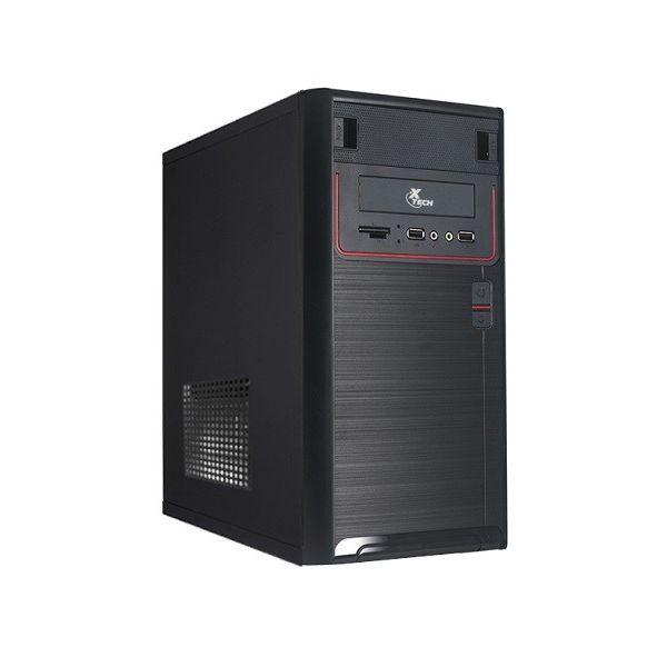 GABINETE XTECH XTQ-100 MICRO ATX 600W NEGRO