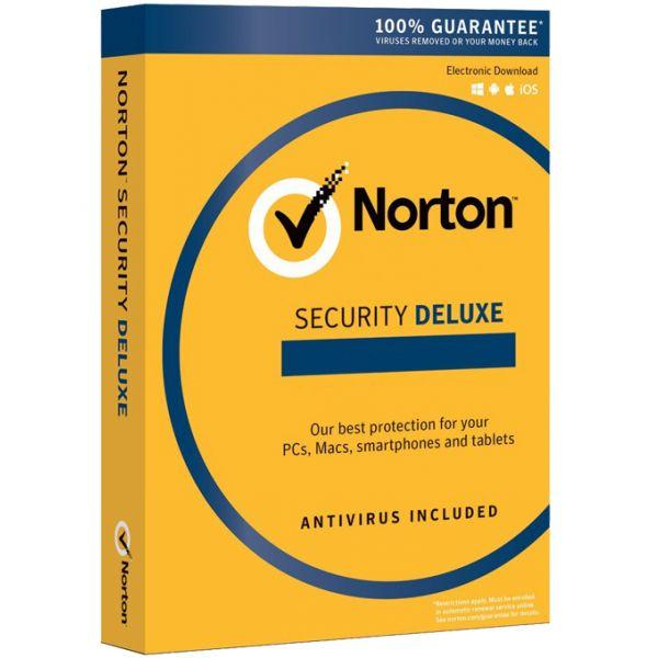 ANTIVIRUS NORTON SECURITY PLUS 5 DEVICE 1YR(TMNR-004)