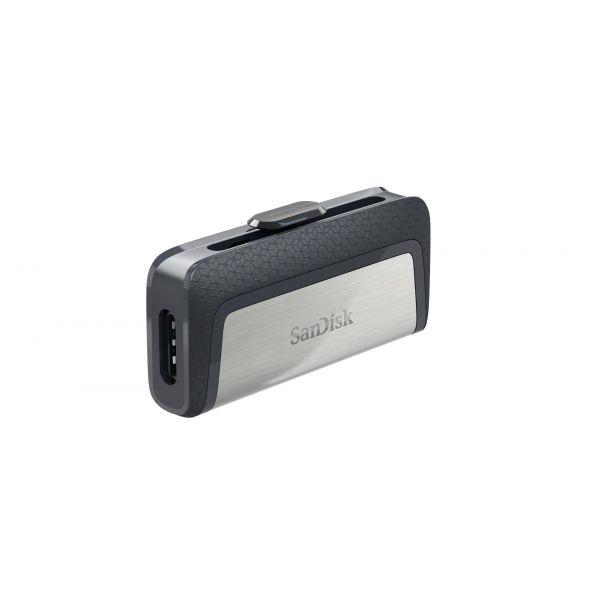 MEMORIA USB SANDISK 128GB ULTRA DUAL USB DRIVE 3.0 SDDDC2-128G-G46
