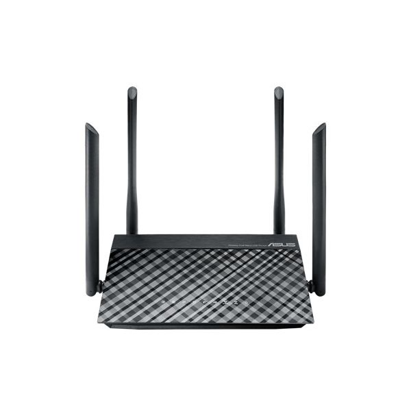 ROUTER INALAMBRICO ASUS RT-AC1200 DUALBAND 1USB ANT 5DBI