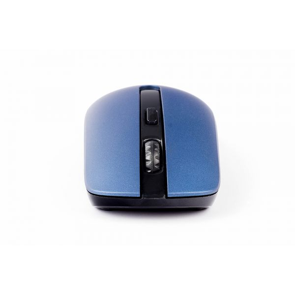 MOUSE NACEB TECHNOLOGY AZUL RF INALAMBRICO NA-594AZ