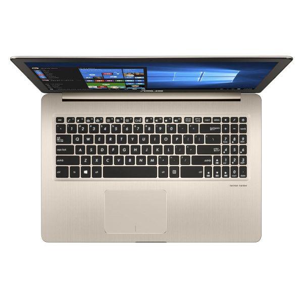LAPTOP ASUS N580VD-FY240T CORE I7 7700 8GB 1TB 128GB GTX1050 15.6