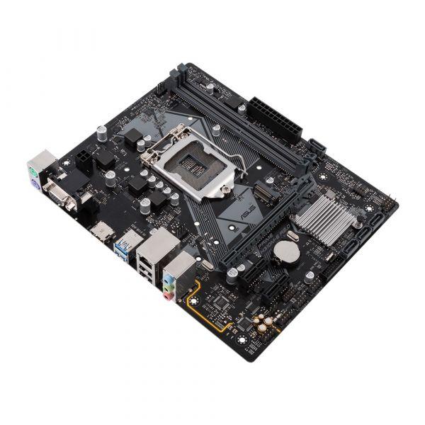 TARJETA MADRE ASUS PRIME H310M-E R2.0 LGA 1151 2xDDR4 32GB 8va mATX