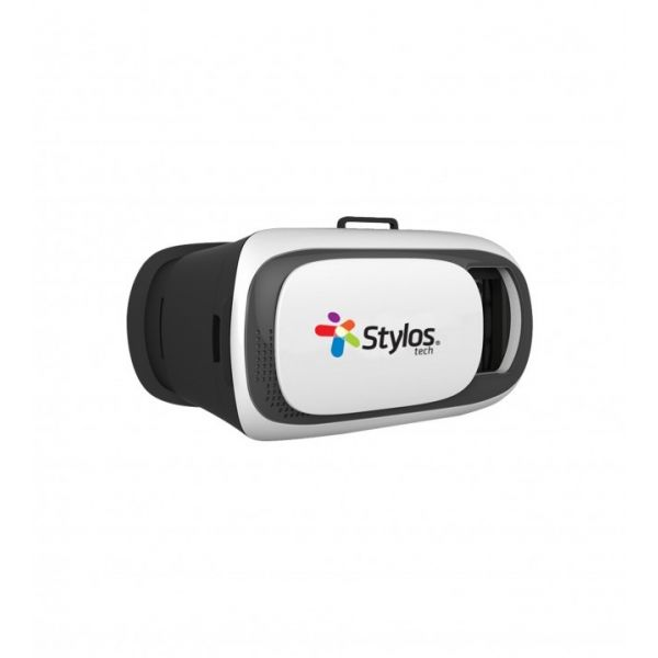 LENTES DE REALIDAD VIRTUAL STYLOS STAGRG1W COLOR BLNCO IOS/ANDROID