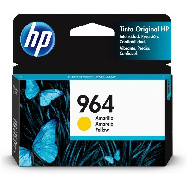 CARTUCHO HP 964 AMARILLO 700 PAG 3JA52AL