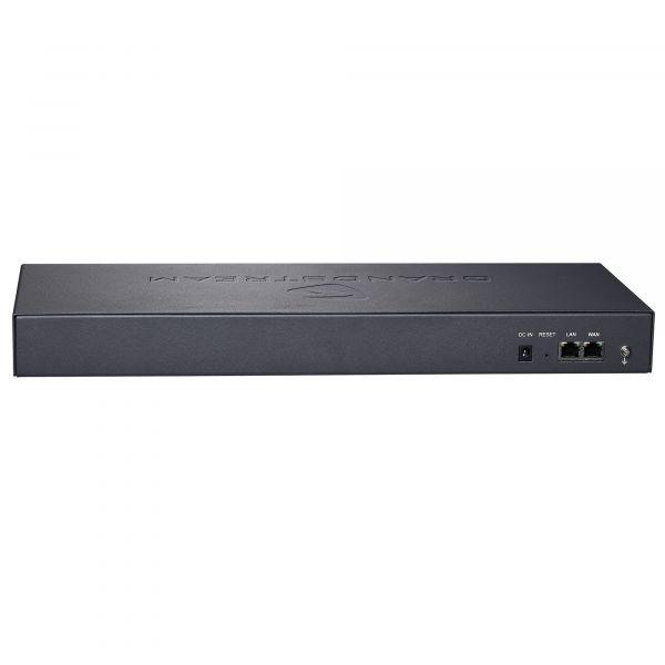 CENTRAL TELEFONICA GRANDSTREAM UCM6208 800 USUARIOS NEGRO IP PBX