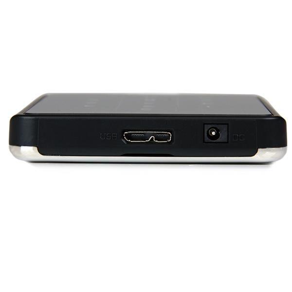 GABINETE DE DISCOD 2.5 SATA  EXTERN USB 3.0 CIFRADO PORTATIL  STARTECH