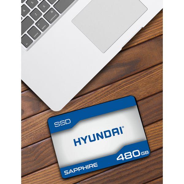 UNIDAD SSD HYUNDAI C2S3T/480G 480GB 2.5