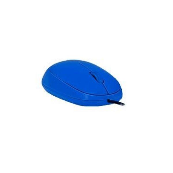 MOUSE ALAMBRICO ACTECK-E USB/1000 DPI/AZUL AC-928861